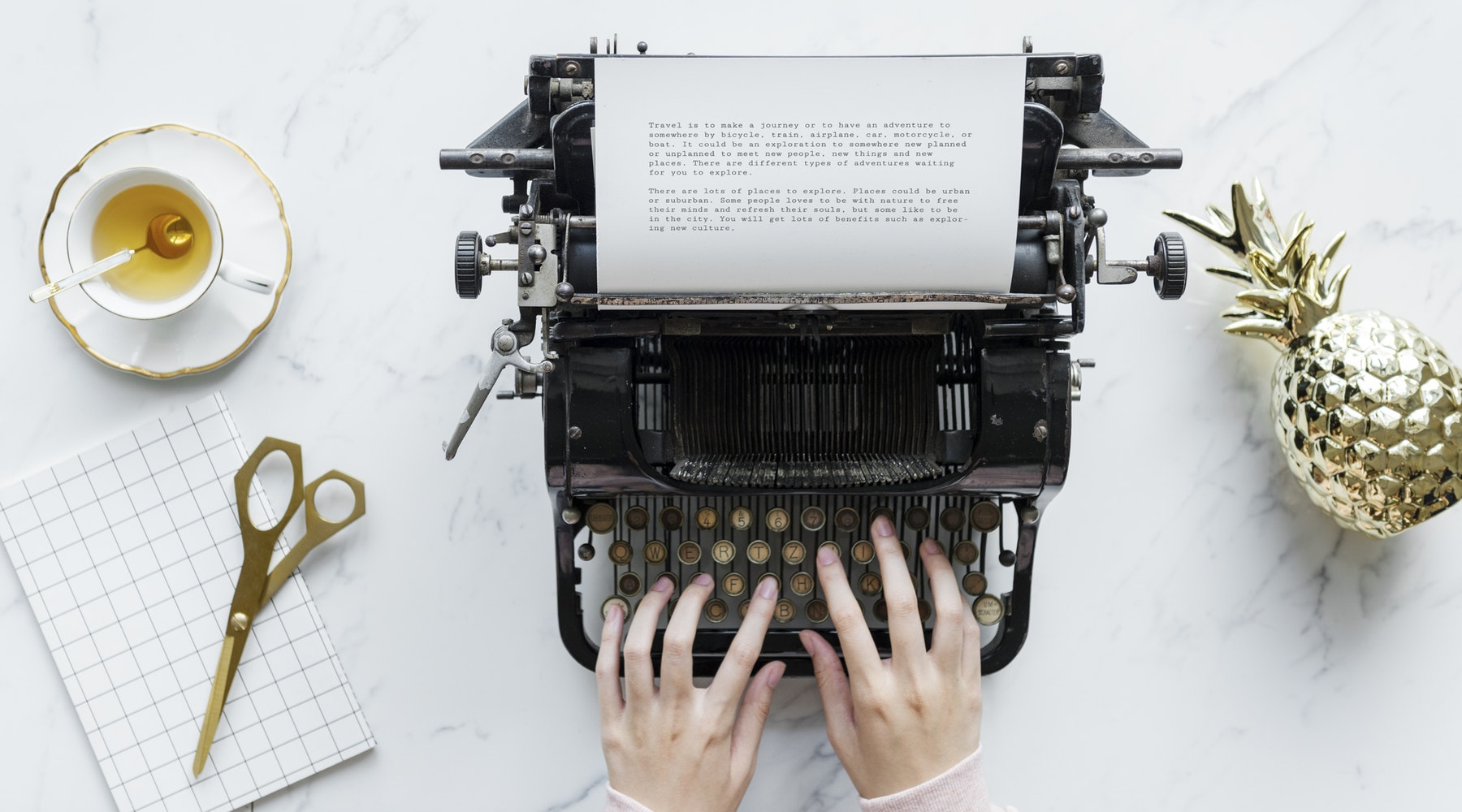 Want To Be A Great Writer? Learn All The Secret Sauce From This FREE Course