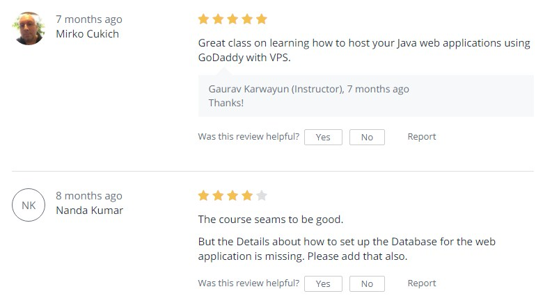 Reviews For - Host Java Web Applications using GoDaddy with VPS